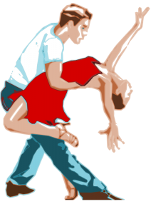 homme danse